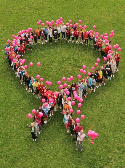 Avon Walk Around the World for Breast Cancer - Estonia 2013