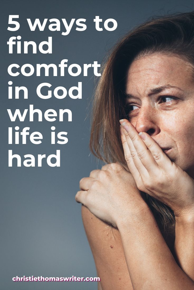 How To Find Comfort In God Through The People And Places He S