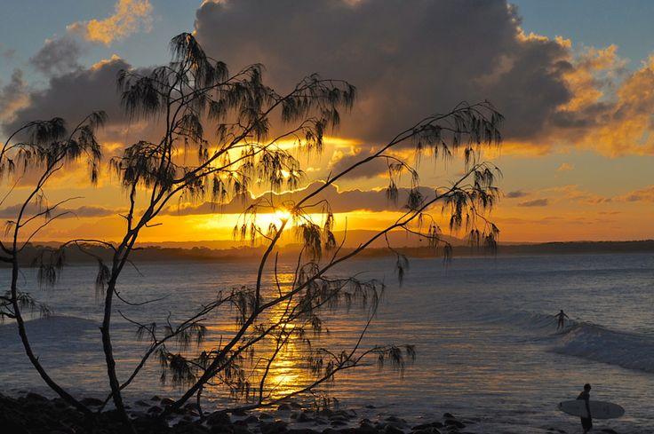 Golden sunshine...