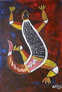 Guana by Ruben Yubel Ortiz
