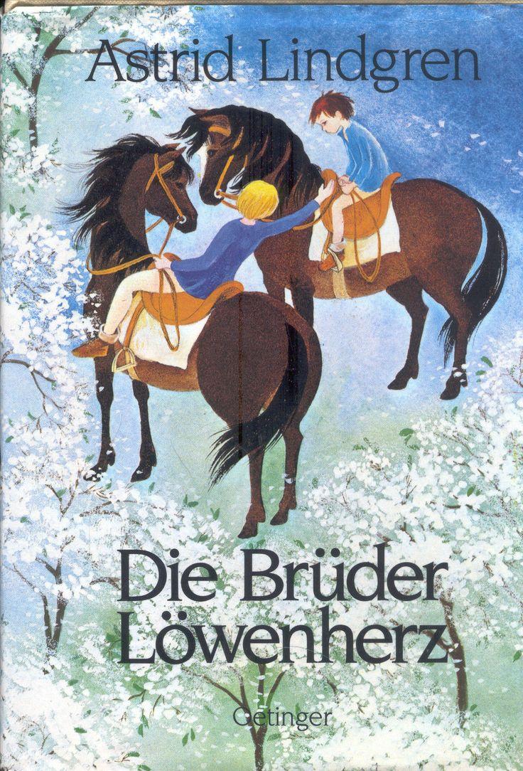 Astrid Lindgren, Die Brüder Löwenherz, ill. Ilon Wikland, Oetinger geb Ausg 1982 | eBay