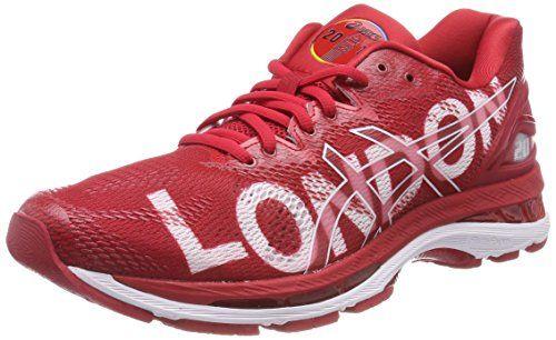 ASICS Damen Gel-Nimbus 20 London Marathon Laufschuhe - EUR 87.14 ...