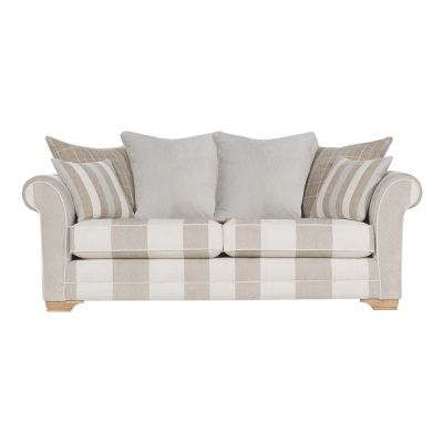 The Harborough 3 Seater Split Sofa (Pillow Back) - Luxury sofas