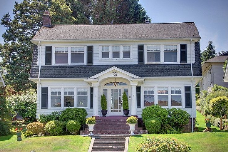 Laura Palmer's house from Twin Peaks - located in Everett, WA