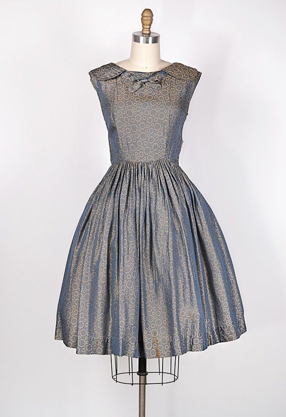 25  best ideas about Vintage cocktail dress on Pinterest | Vintage ...