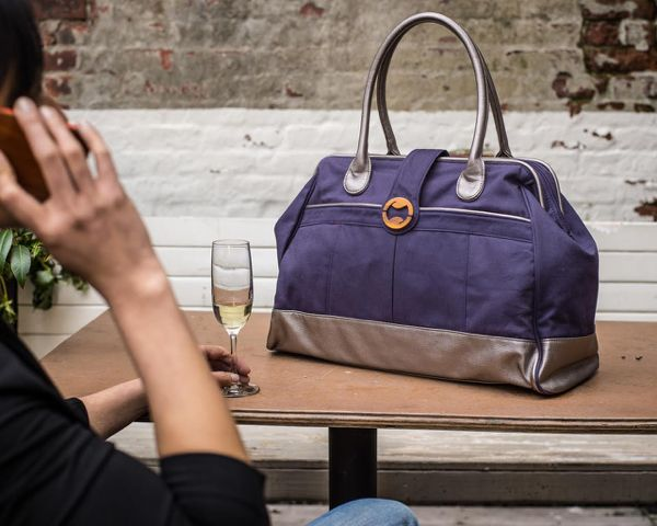 Canopy Verde Holiday Handbag Giveaway and Special Offer | The Full Helping