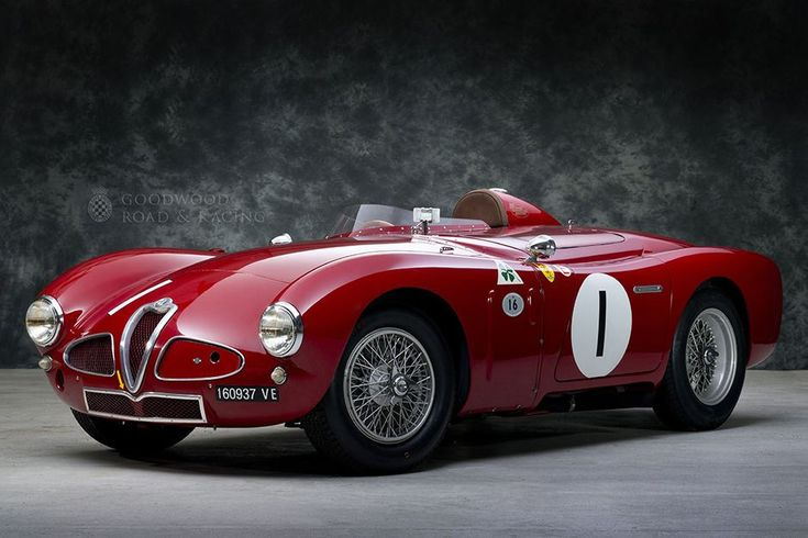 1953 Alfa Romeo  Maintenance/restoration of old/vintage vehicles: the material for new cogs/casters/gears/pads could be cast polyamide which I (Cast polyamide) can produce. My contact: tatjana.alic@windowslive.com