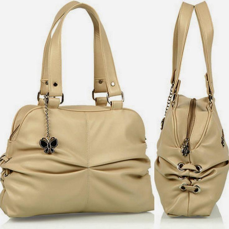 Butterflies Rugged Hand Bag.To buy/0rder online http://www.maguvathefashionworld.com/2014/10/10-trendy-handbags-for-shopping.html#.VDwvIN3F8kN