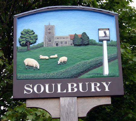 Soulbury, Bucks.
