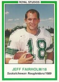 Jeff Fairholm...I've got your Jersey! (from this photo)