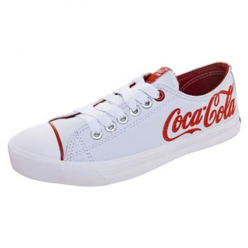 My two loves have finally met! Converse+coca-cola <3