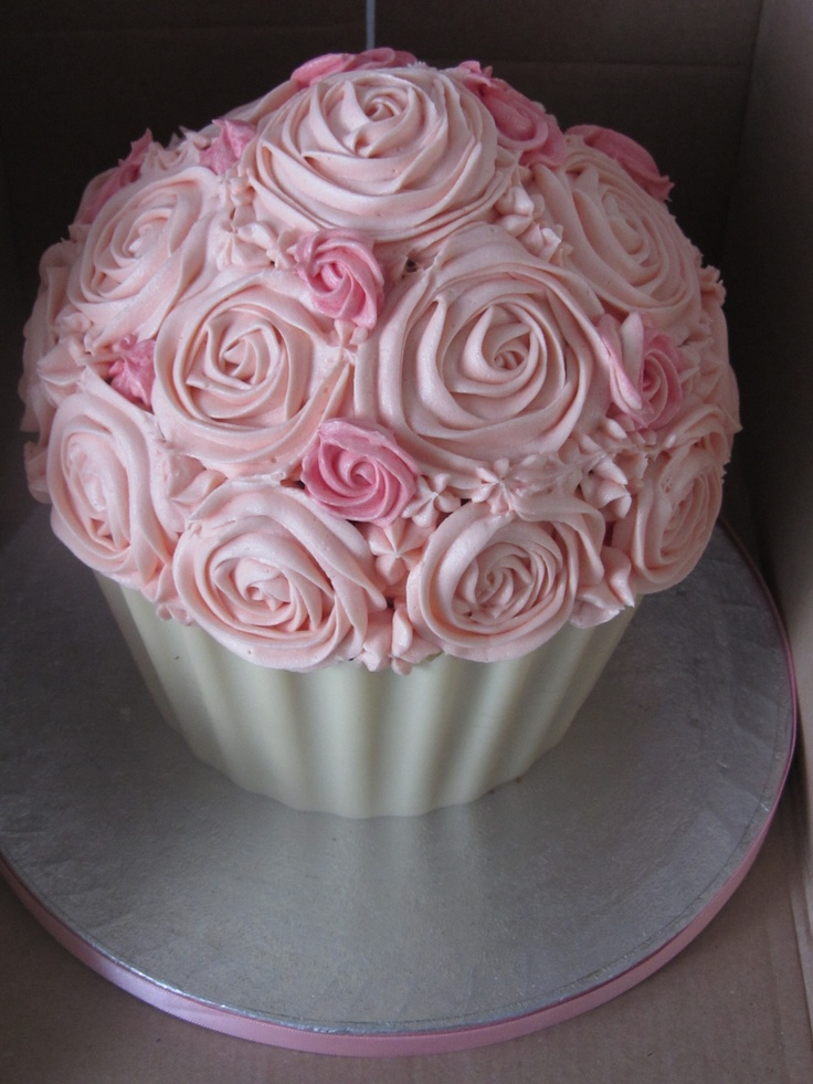 88 Best Cake Design For Giant Cupcakes Images On Pinterest