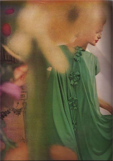 Harper's Bazaar June 1961  By Saul Leiter