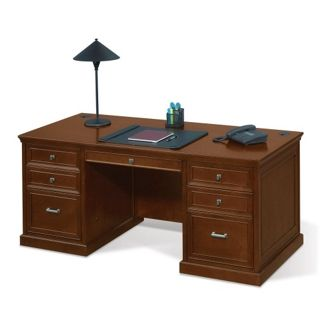 Statesman Compact Executive Desk // NBF Signature Series Statesman Collection