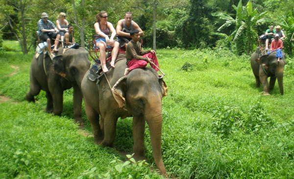Couples Activities in Phuket