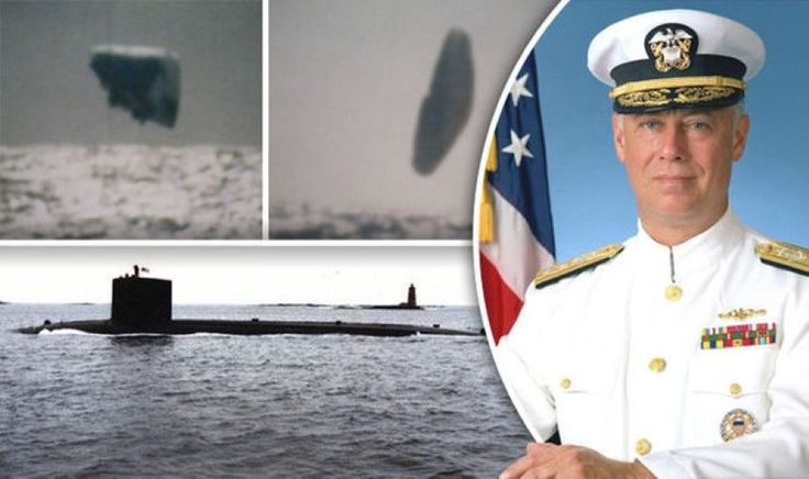 PHOTOGRAPHS revealing bizarre UFOs claimed to have been taken by a US Navy submarine crew have been hailed as the best EVER evidence of extra-terrestrial visits to Earth.  Specialist researchers of Unidentified Flying Objects (UFOs) believe …