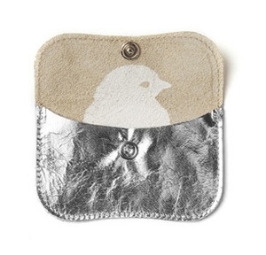 A Dove metallic coin purse. this would make a great gift.