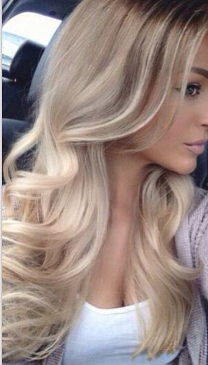 Ombr 233 Hair Blond Beige