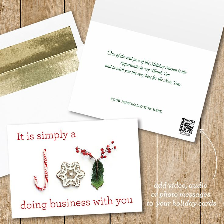 27 best Holiday Cards for Business images on Pinterest | Business ...