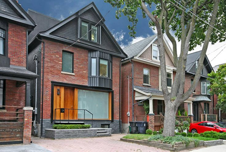 54 Dupont Street is a house that's been reduced in price multiple times since the spring, despite a wild Toronto housing market and what looks to b...