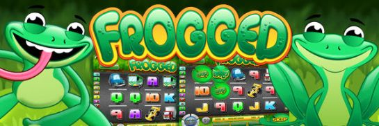10 free spins on Frogged (new slot online) click the image to read more... or copy ►  http://tinyurl.com/zjjhdl2 to play now!