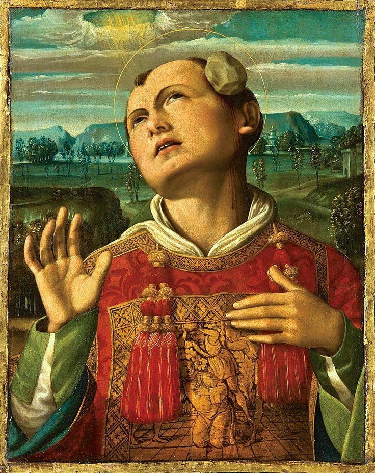 Luca Signorelli, Saint Stephen, late 15th century