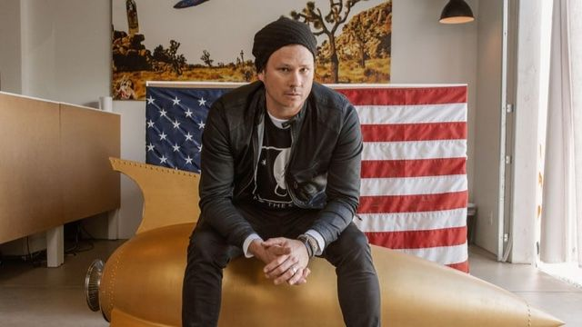 For a long time, Tom DeLonge's interest in aliens came out in small ways. In the early years of Blink-182, he would read about abductions and quantum physics for hours as the band drove from gig to gig through the desert. For 1999's Enema of the State, the multi-platinum album that launched the group to …