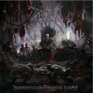 PUTRIDITY - Degenerating Anthropophagical Euphoria (2011) | Putridzone - Only brutal