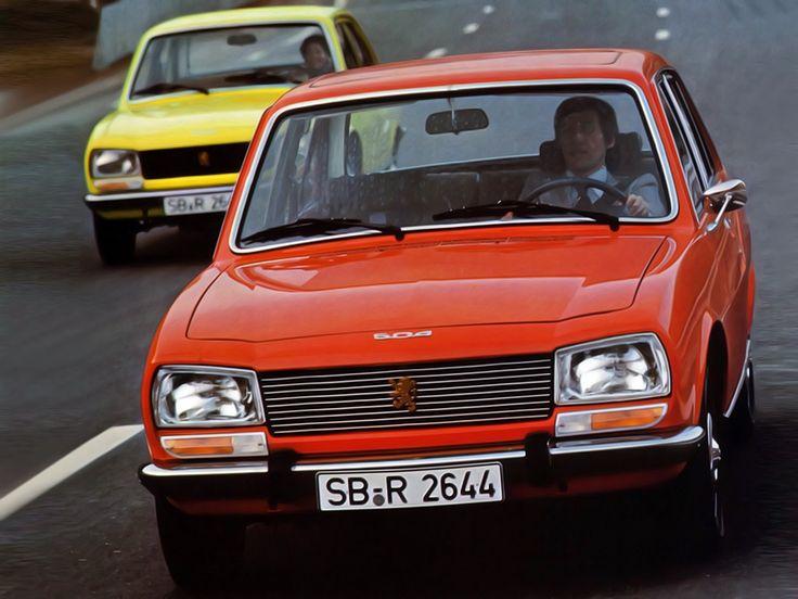 1968–83 Peugeot 504