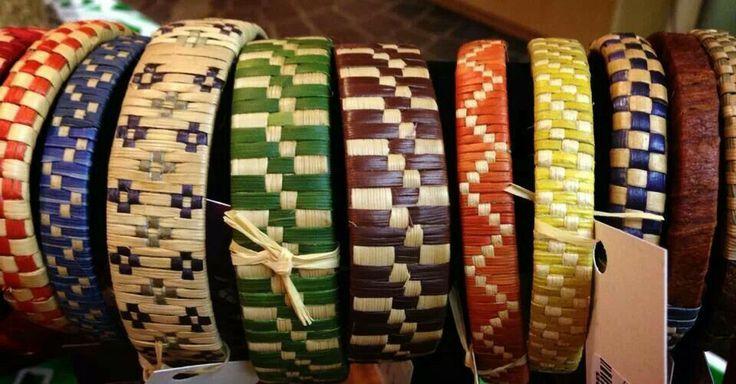 Lauhala bracelet