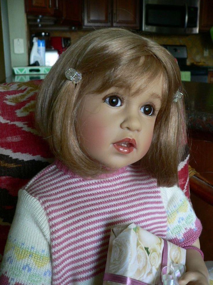 Gotz Doll Blonde Tuva by Sissel Skille