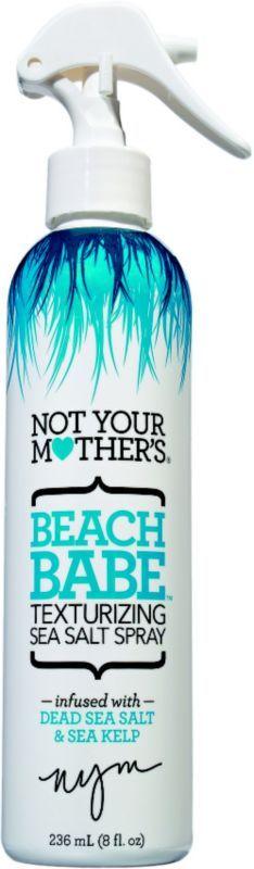 Not Your Mother's Beach Babe Texturizing Sea Salt Spray Ulta.com - Cosmetics, Fragrance, Salon and Beauty Gifts