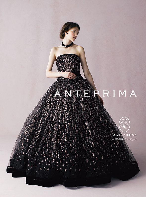 アクア・グラツィエがセレクトした、ANTEPRIMA(アンテプリマ)のウェディングドレス、ANT0109をご紹介いたします。