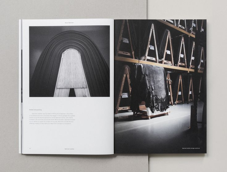 Behind the scenes look at our warehouse. Page from our Brand Book 2nd Edition designed and photographed by Norm Architects.Text by Julie Ralphs.