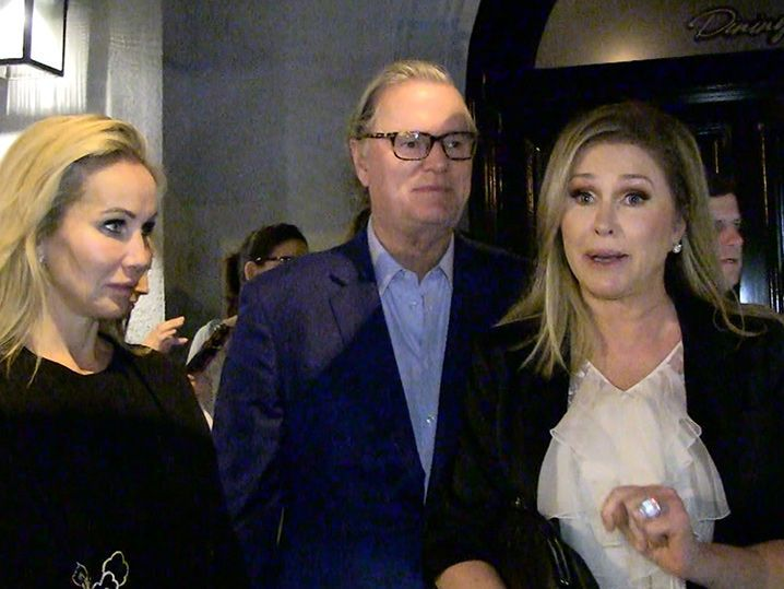 Kathy Hilton Can't Tell If She Doesn't Like Amy Adams or Isla Fisher (VIDEO)