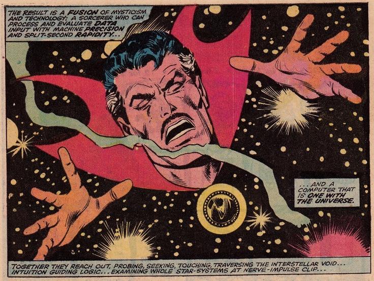 Au77 Doctor Strange Hero Illustration Art: Master Of The Mystic Arts Images