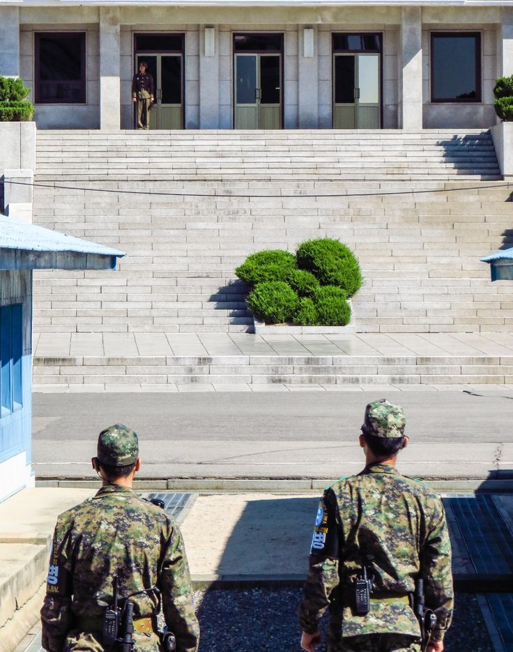 Seoul Trips: DMZ Tour and Joint Security Area Itinerary : Flashpacking Travel Blog