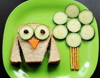 Bread owl and cucumber tree