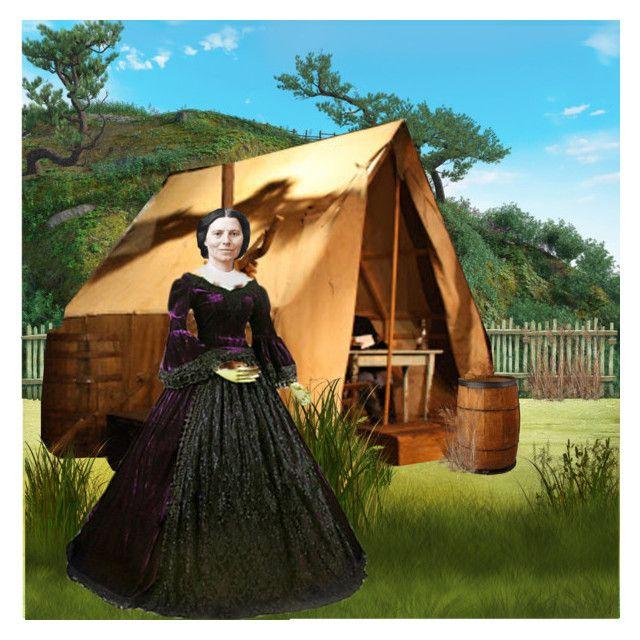 Clara Barton~ Civil War Battle Field Nurse And Founder ...