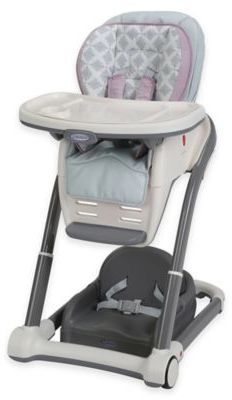 Graco BlossomTM DLX 6-in-1 High Chair Seating System in RaenaTM