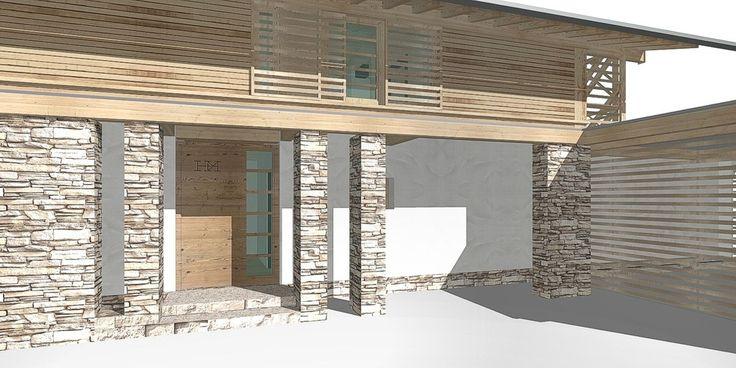 Das stylvolle Massivholzhaus aus dem Allgäu. Wertsolide, effizient und wohngesund.