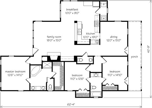 4748 best empty nesters house plans and ideas images on for Winter cabin plans