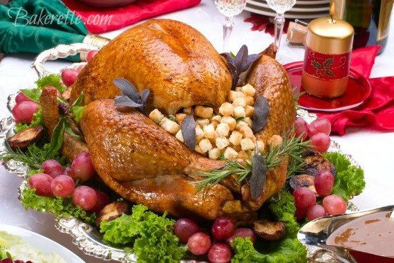 This holiday turkey recipe is roasted in an electric roaster oven that will turn out moist, flavorful, delicious,and perfect every time!