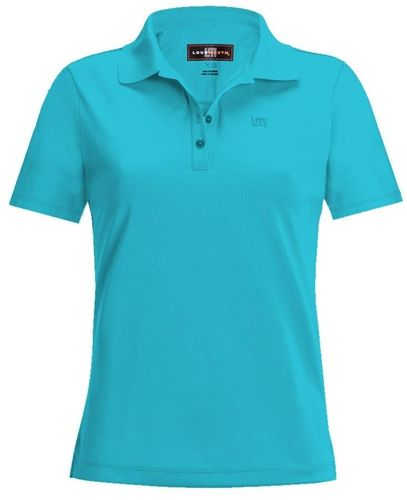 Womens Golfing Shirts By Loudmouth Golf Essential Powder