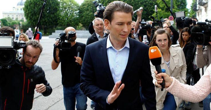 Αυστρία: Καταρρέει η ακροδεξιά, κερδίζει στα γκάλοπ ο Σεμπάστιαν Κούρτς