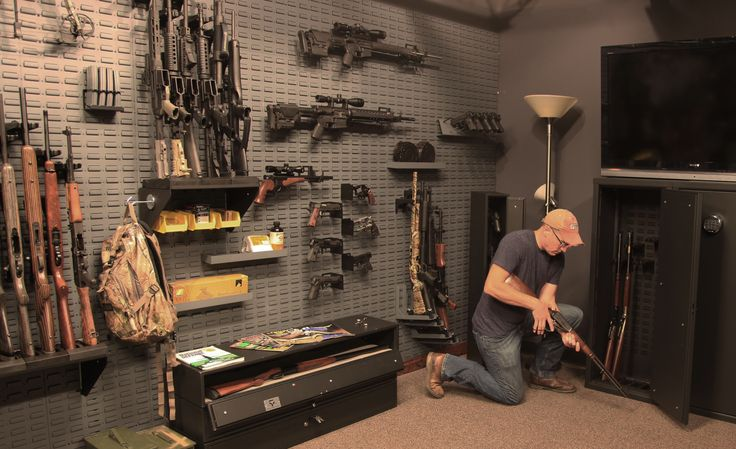 Gun Safe Gun Room Gun Safe Room Weapon Storage Guns
