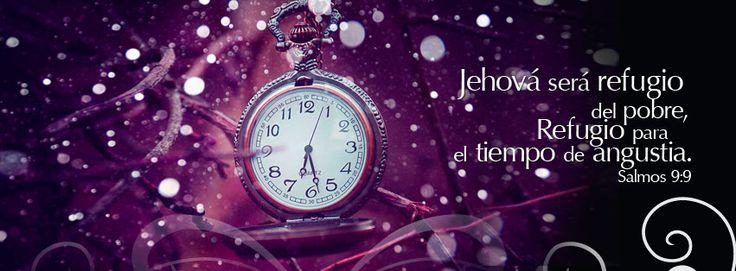 """Yo creo en esta palabra -  Salmos 9:9 """"Jehová será refugio del pobre, Refugio para el tiempo de angustia"""""""