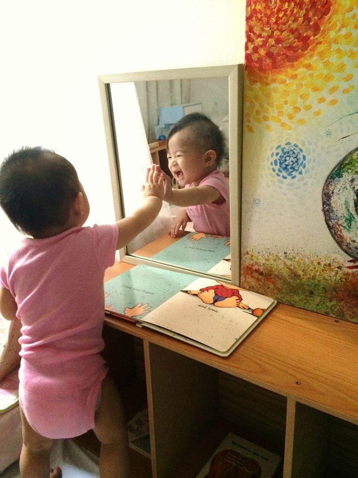 Montessori on Mars: Our 8-Month Old's Montessori Room & The 4 Sensitive Periods