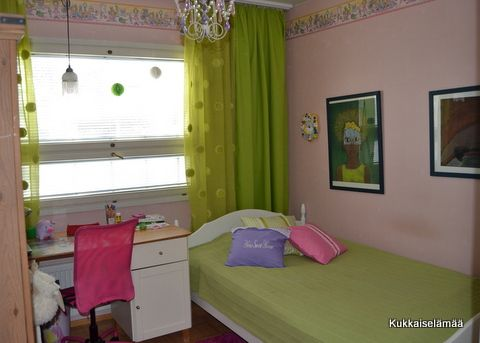 Our daughter's room 2014