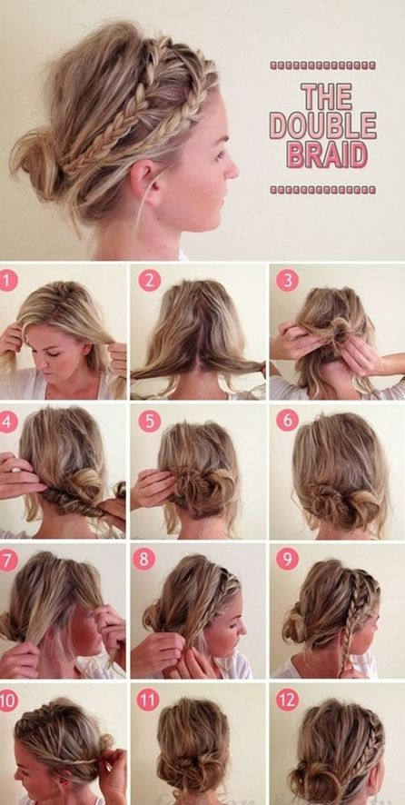 Double braid chic